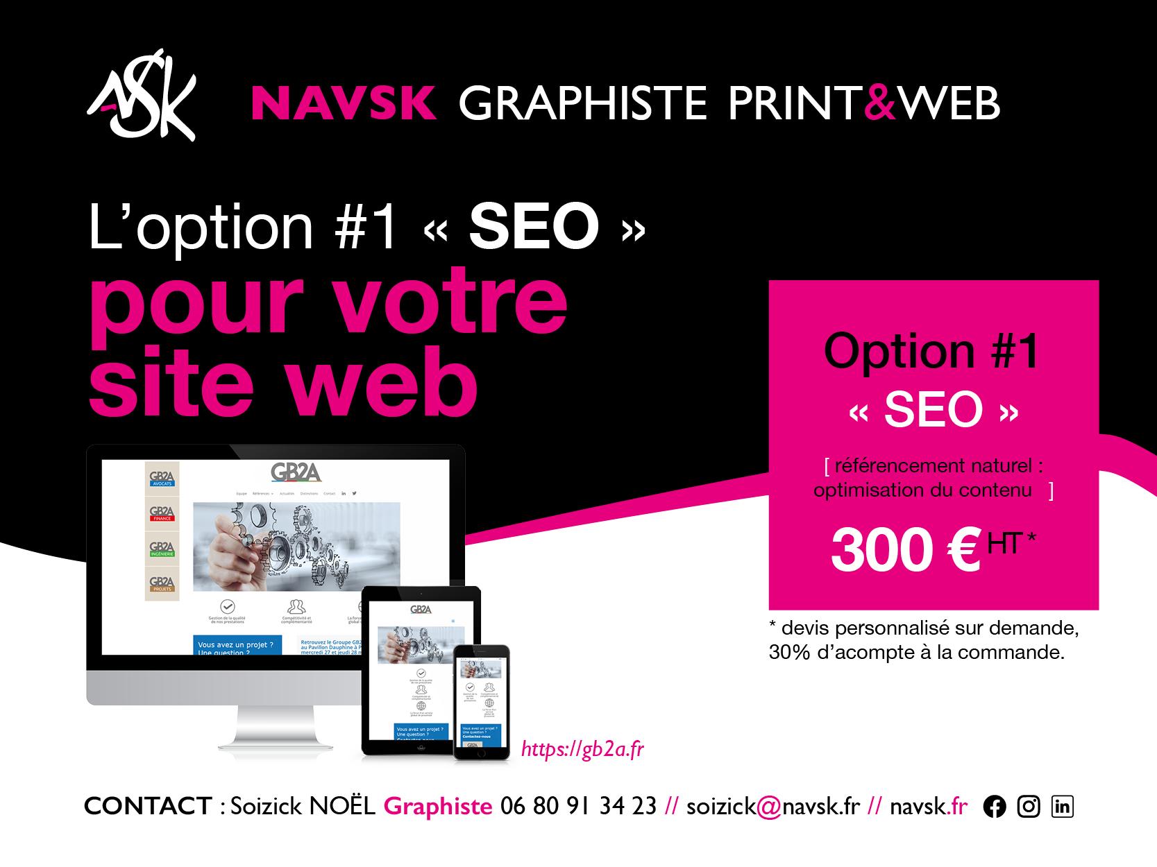 NAVSK - Option SEO