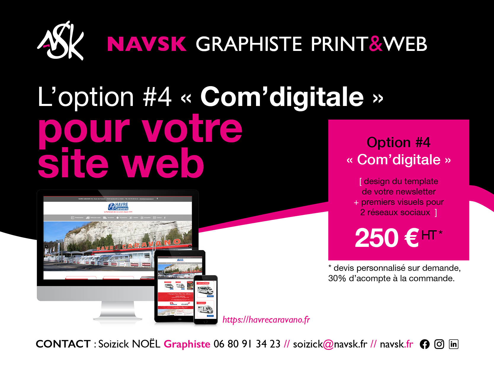 NAVSK - Option Com'digitale