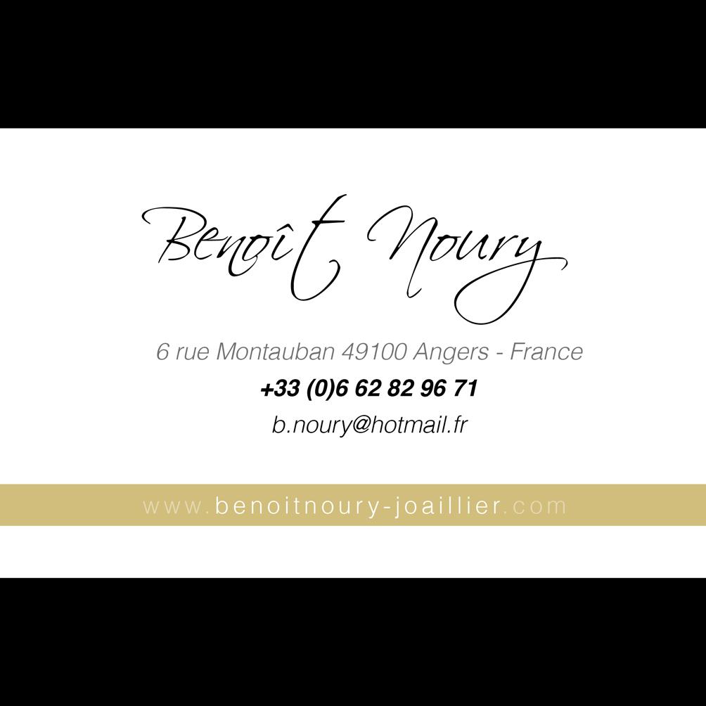 Benoit NOURY - Carte de visite