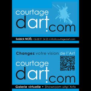 Courtagedart - Carte de visite