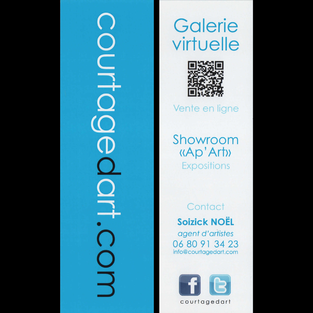 Courtagedart - Marque pages