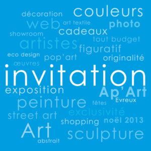 Courtagedart - Invitation