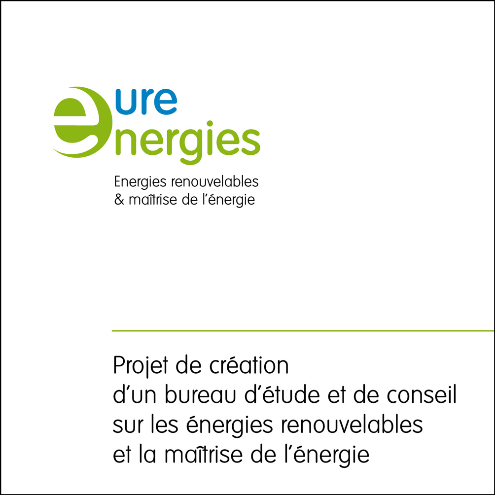 Eure Energies - Identité visuelle