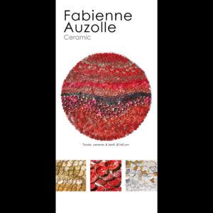 Fabienne Auzolle - Dépliant