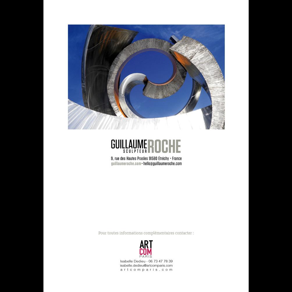 Guillaume ROCHE - Dossier de presse