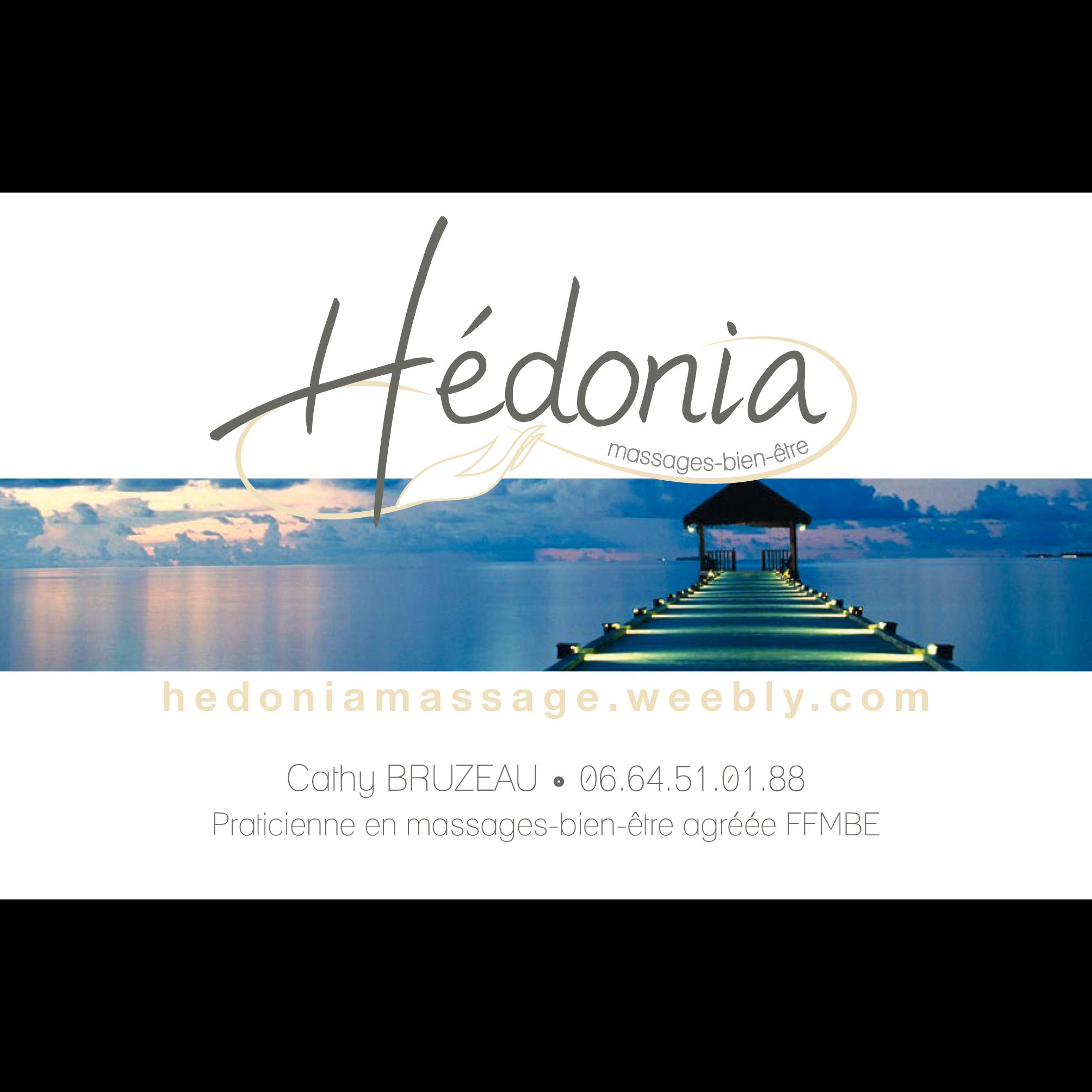 Hédonia - Carte de visite