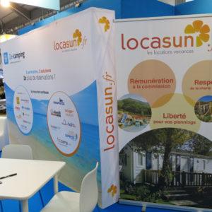 Locasun - Stand