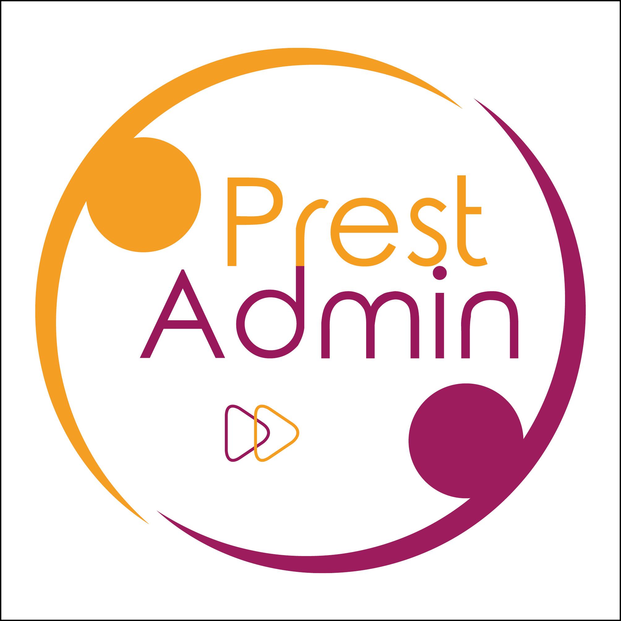 PrestAdmin - Logo