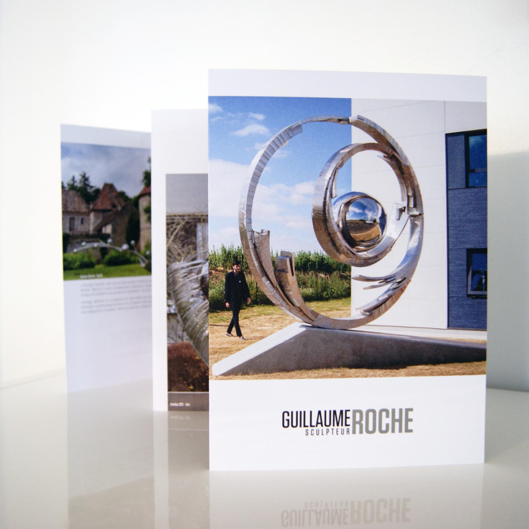 Guillaume ROCHE - Dépliant