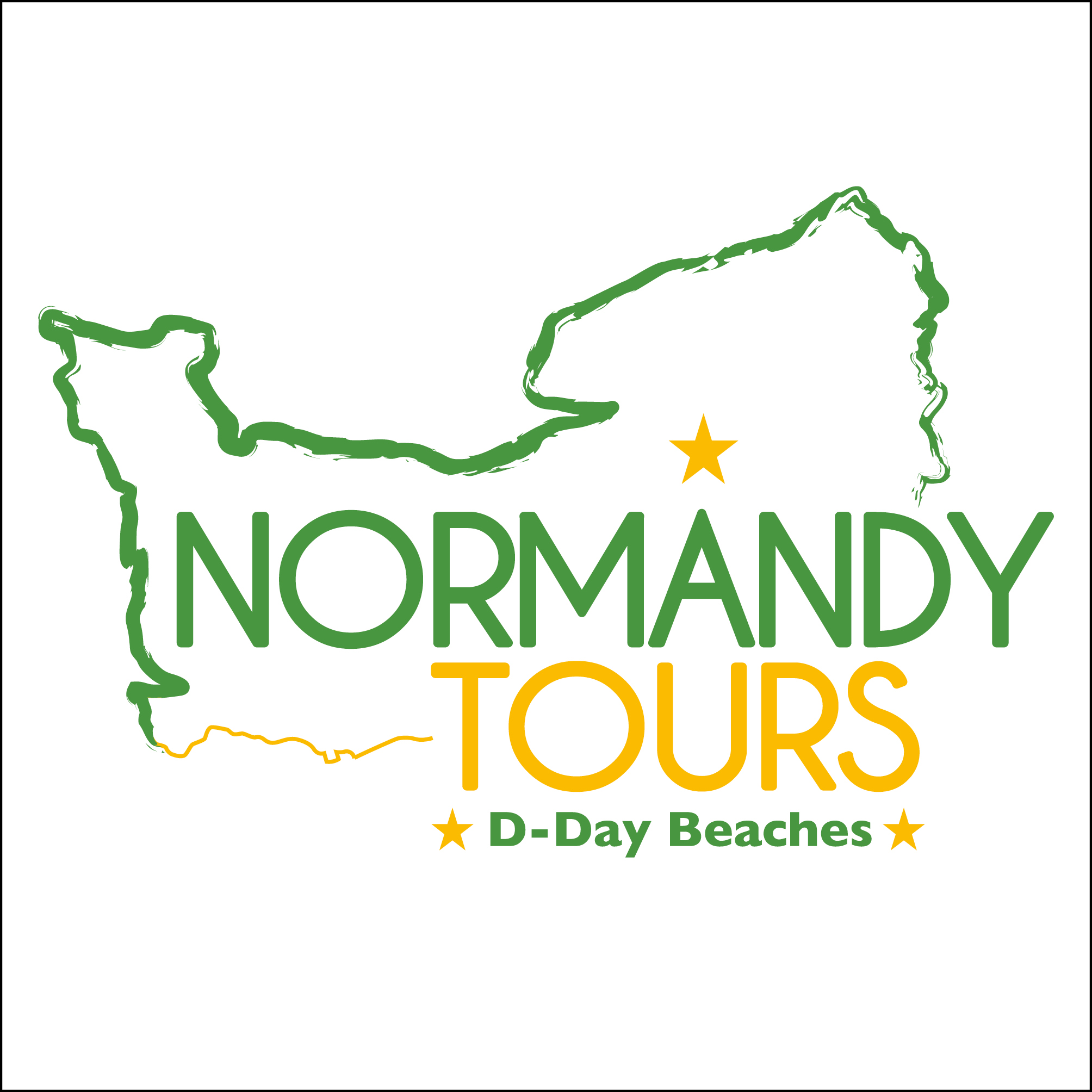 Normandy Tours - Logo