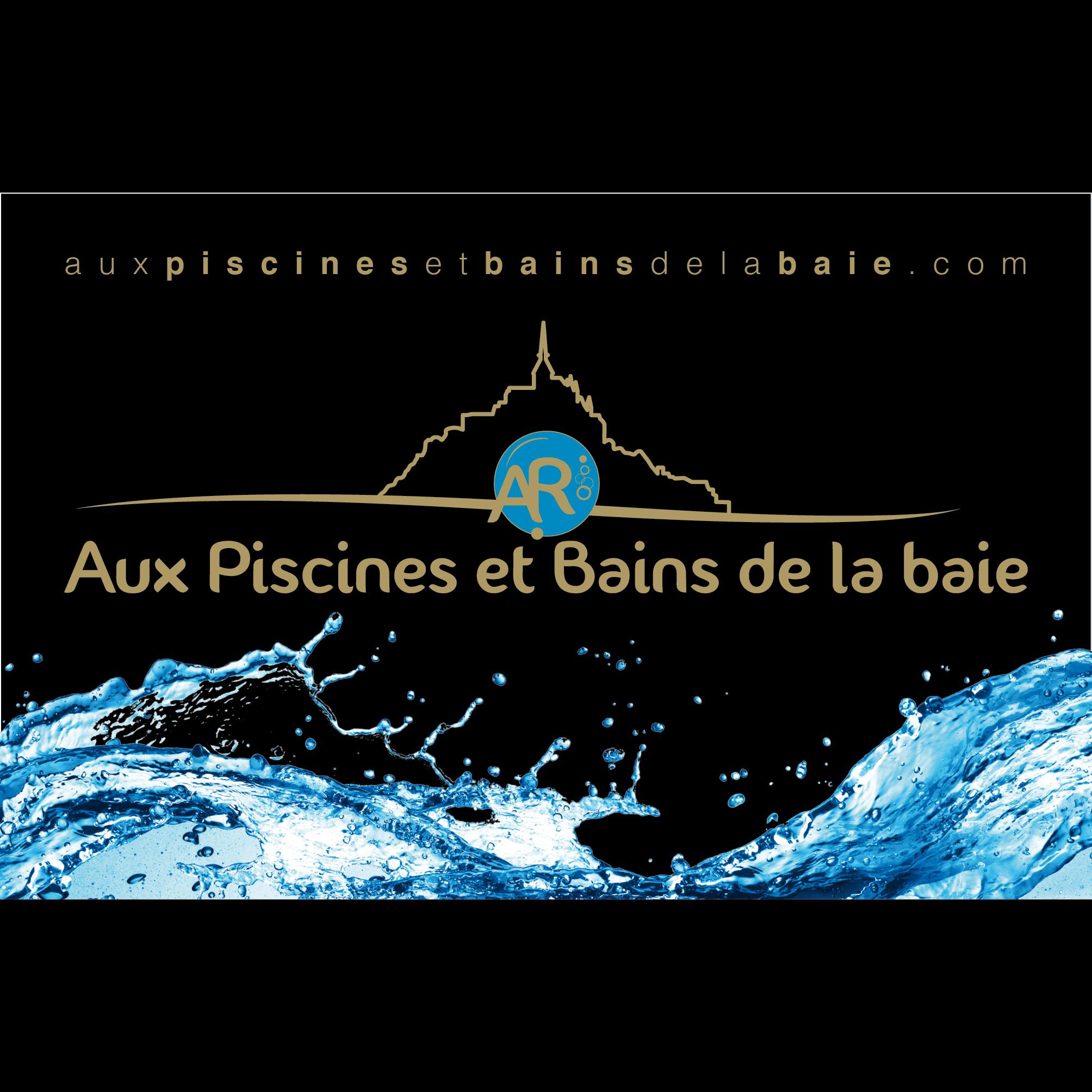 Aux Piscines et Bains de la baie - Carte de visite